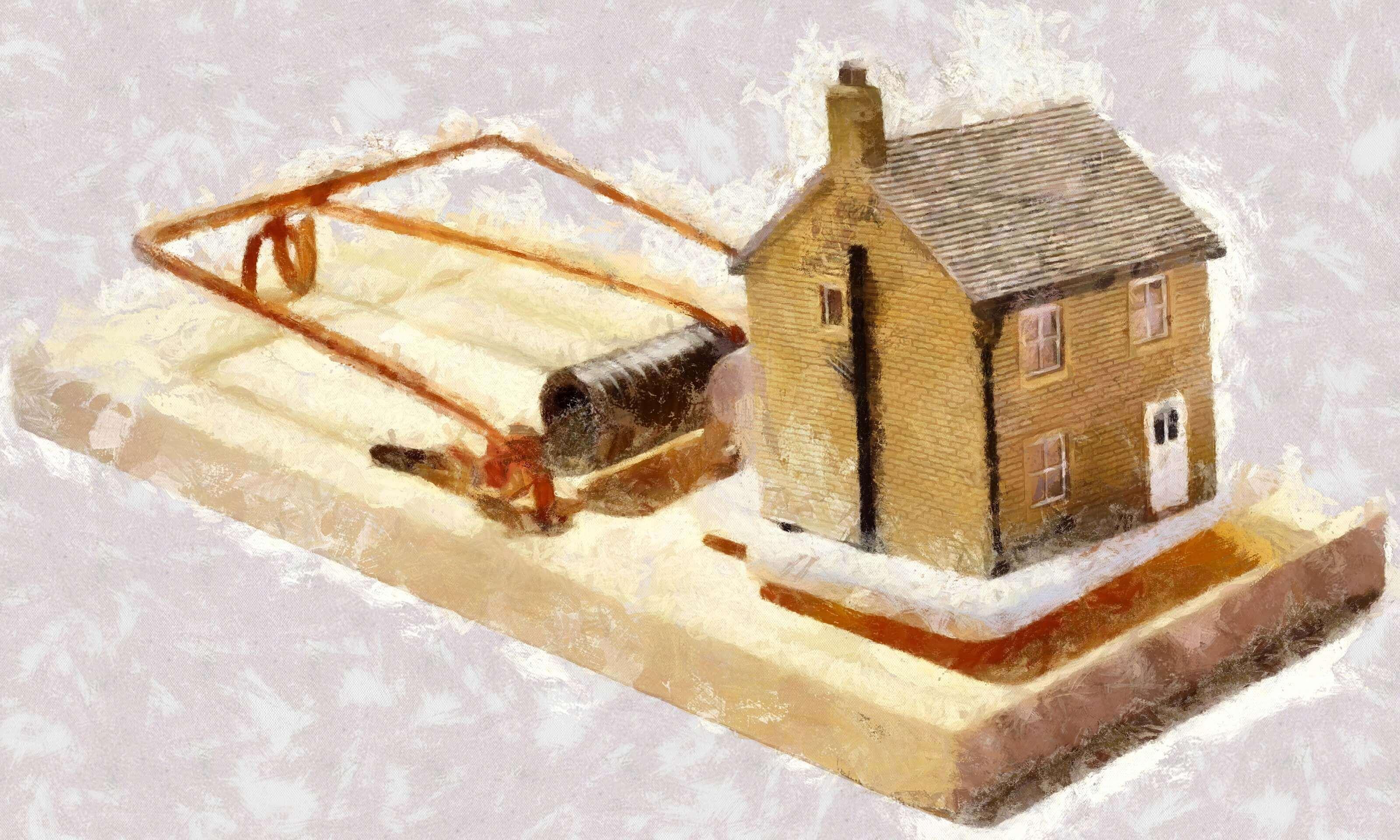 Квартира, купленная в ипотеку, собственность покупателя или банка?