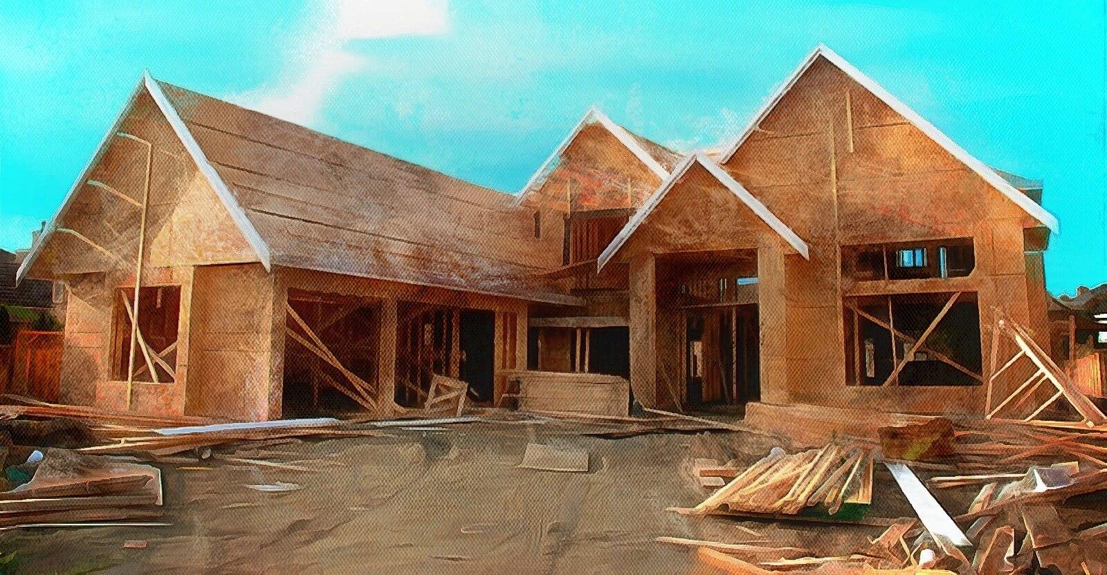 Где взять ипотеку на землю и строительство дома