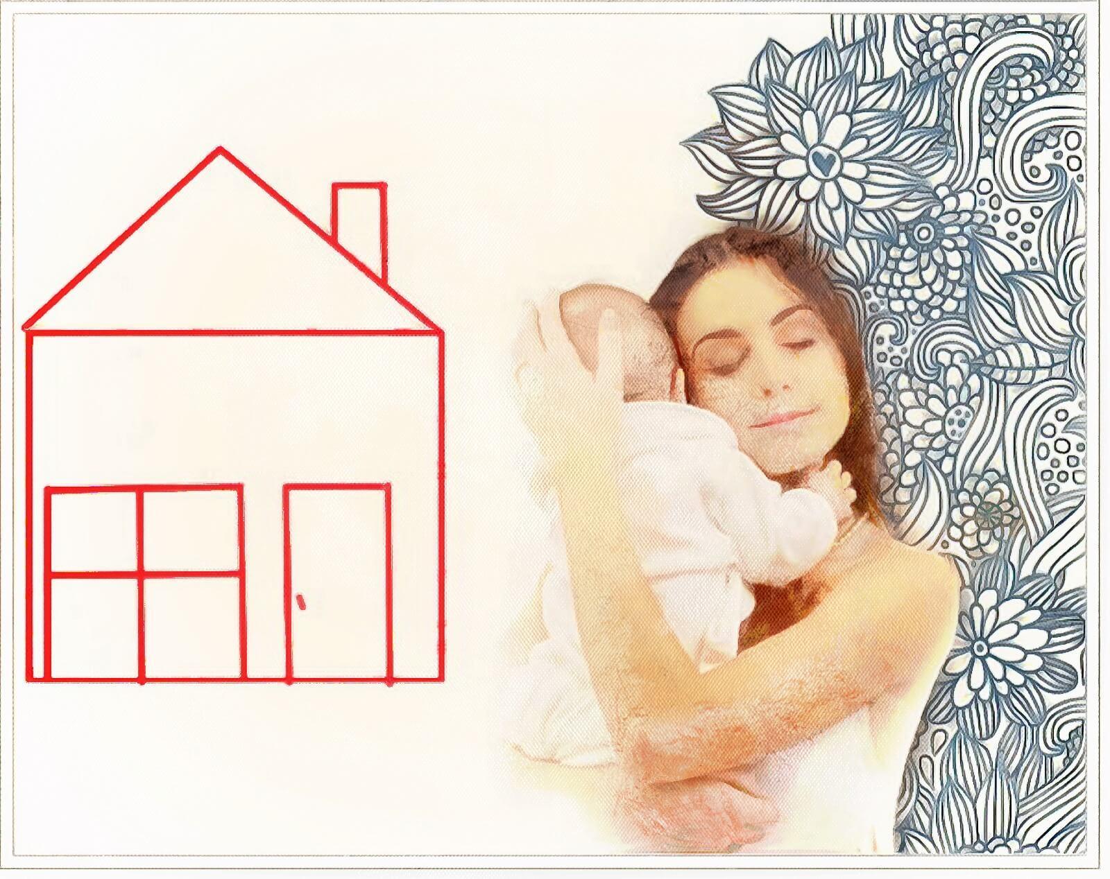 Ипотека для одинокой женщины с детьми