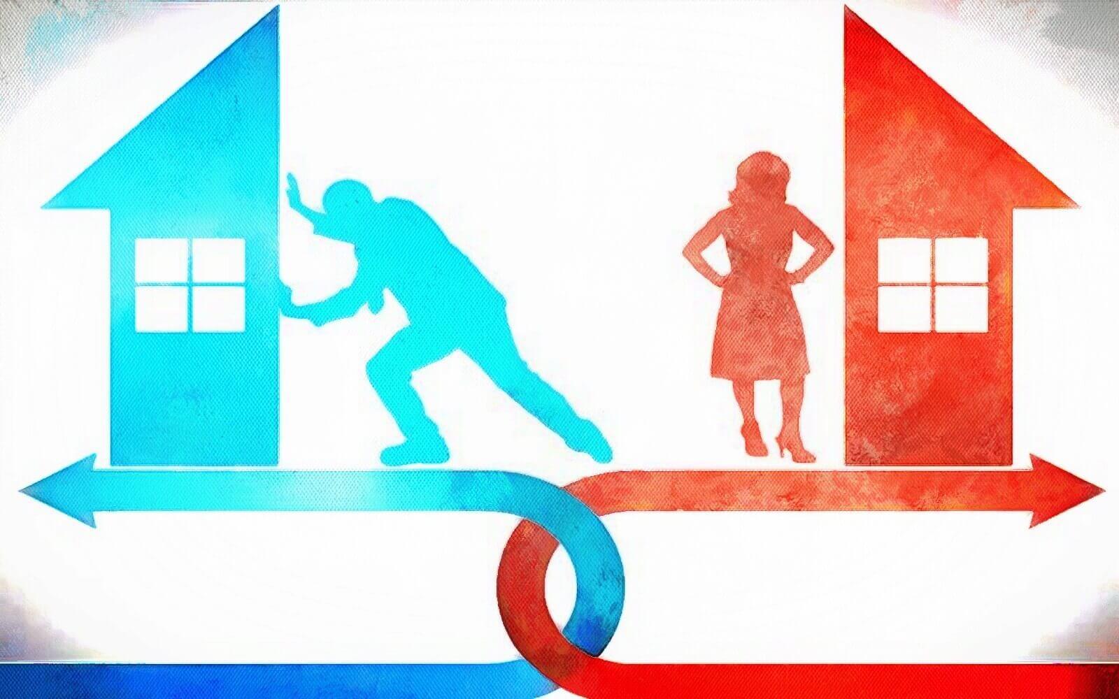 Ипотека и алименты при разводе, комментарии эксперта