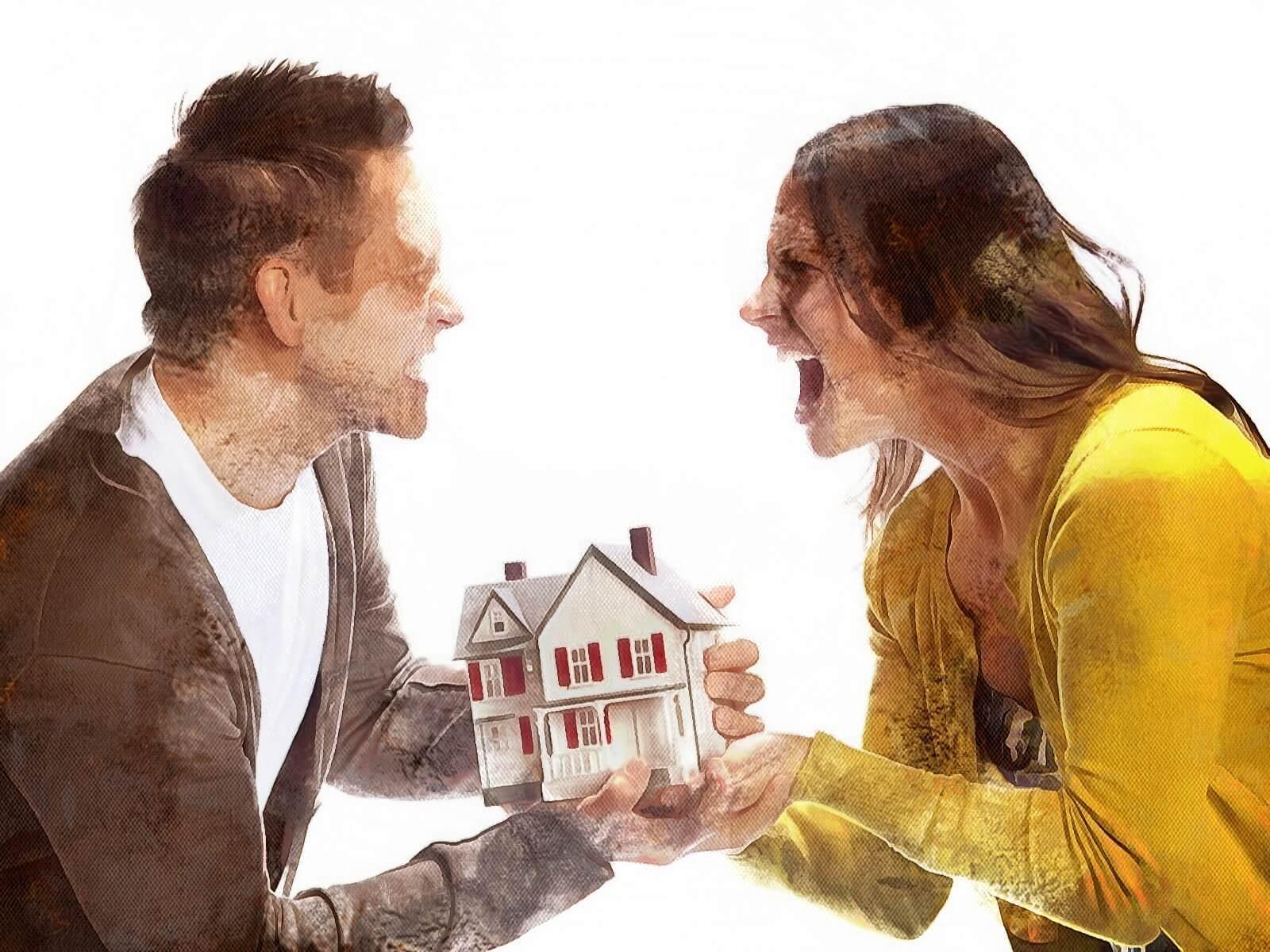 Как разделить квартиру в ипотеке при разводе, как поделить ипотечную квартиру при разводе, как разделить ипотеку при разводе, судебная практика