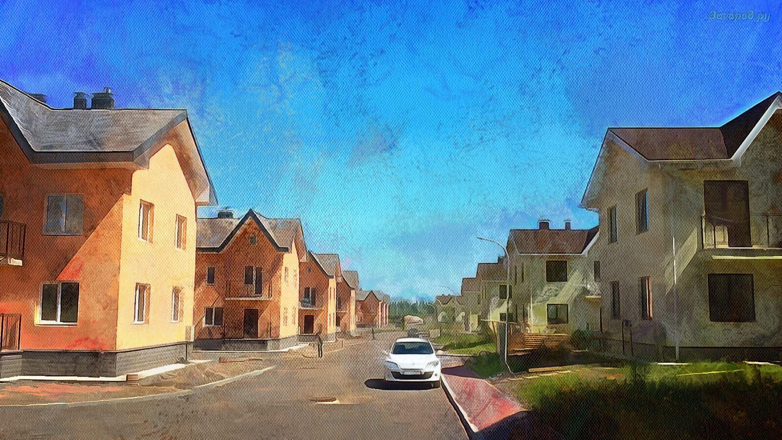 Что такое таунхаус в недвижимости? Правила регистрации