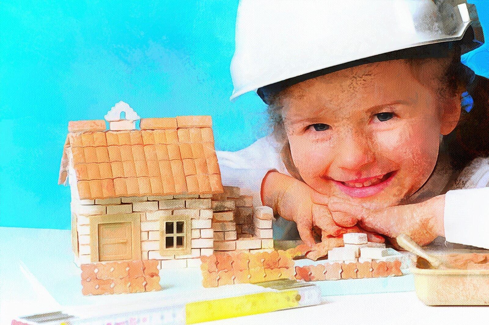Использование материнского капитала для строительства дома