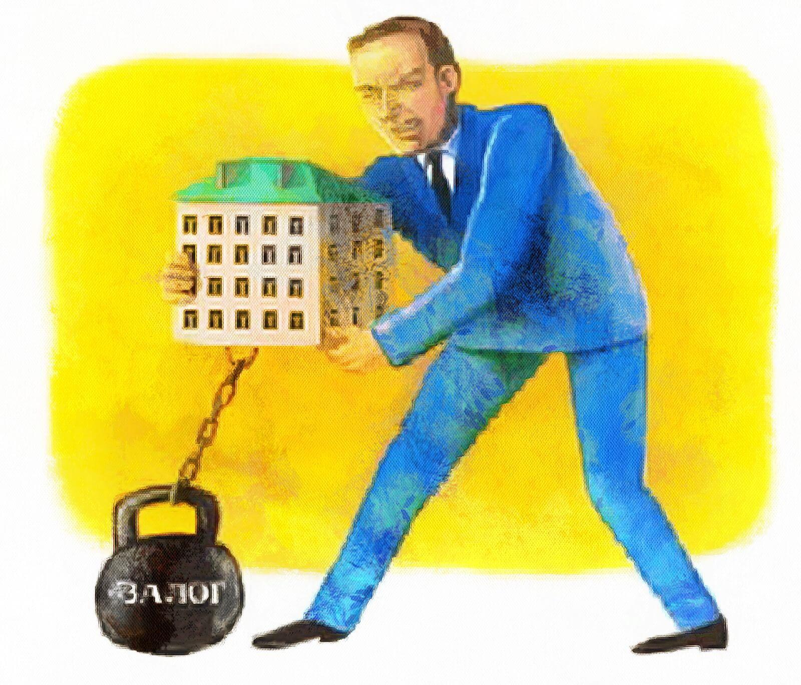 Как продать или купить квартиру в ипотеке у банка