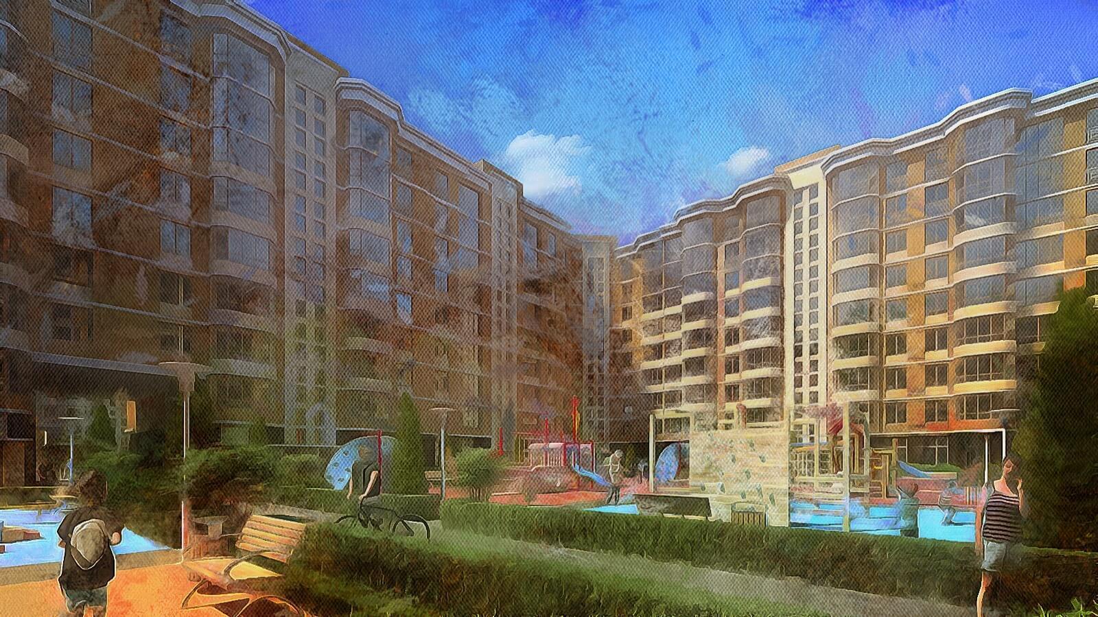 Квартиры в ЖК Некрасовка, условия покупки, ипотека