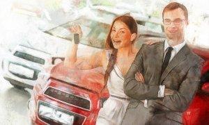 Приобретение автомобиля с помощью ипотеки