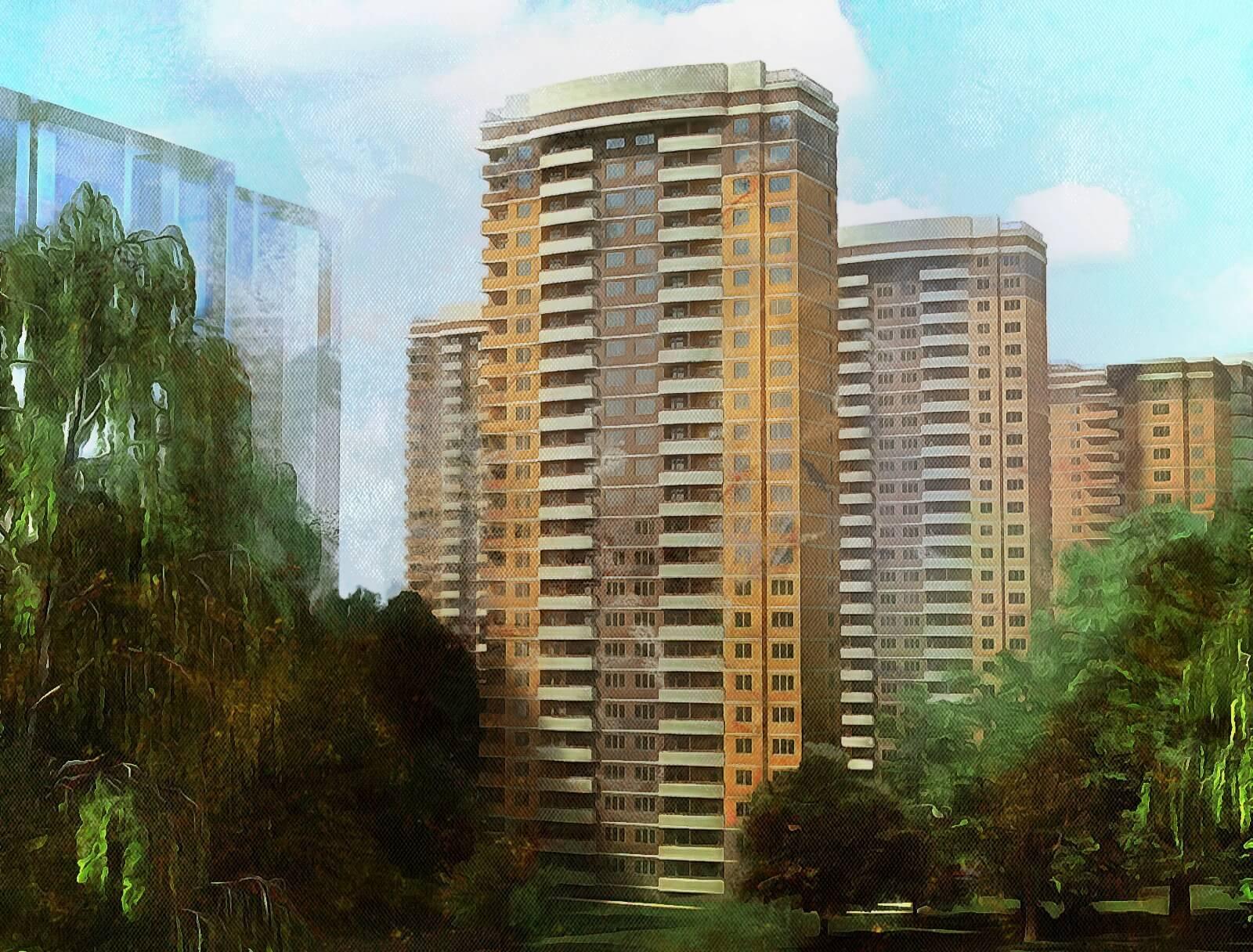 Жилой комплекс Новое Мурино в Санкт-Петербурге: квартиры от застройщика ЦДС