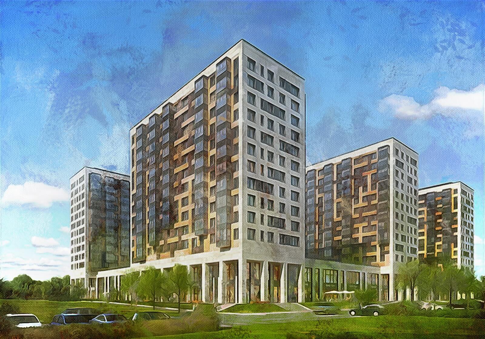 ЖК LEGENDA на Дальневосточном 12, цены на квартиры сегодня, официальный сайт