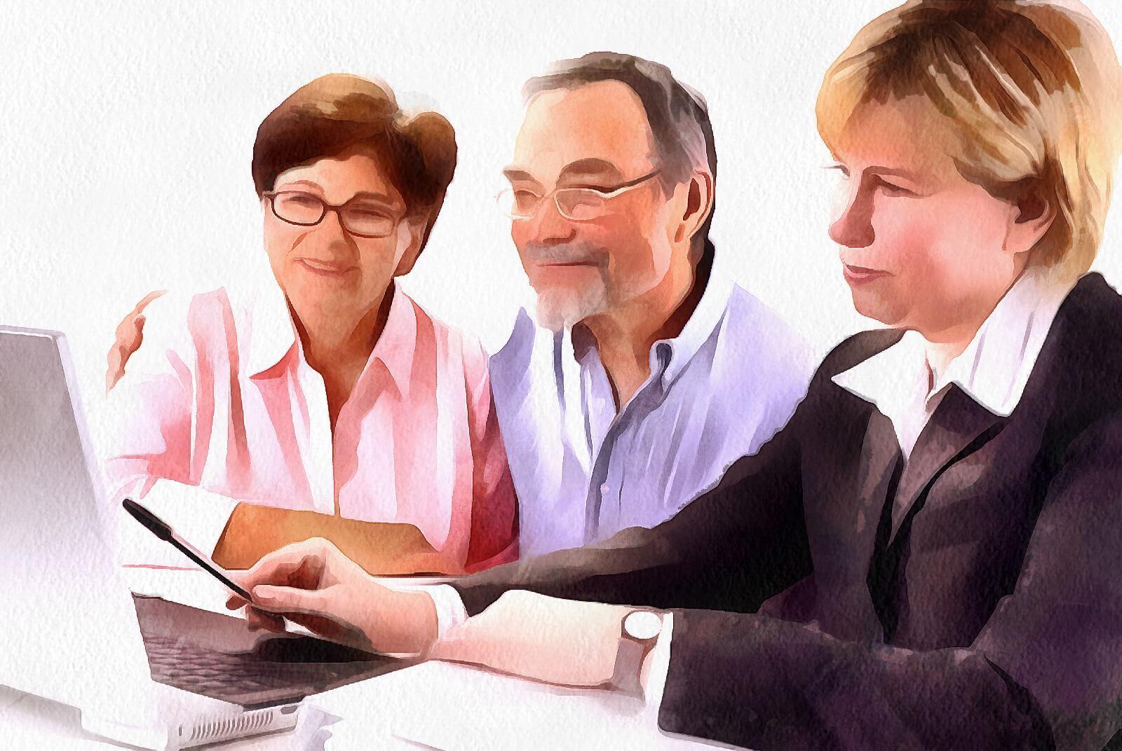 Лучшие 3 банка для пенсионеров под ипотеку