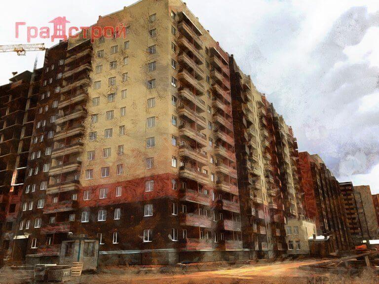 Ипотека ЖК Звездный в Вологде, ул. Гагарина 82а