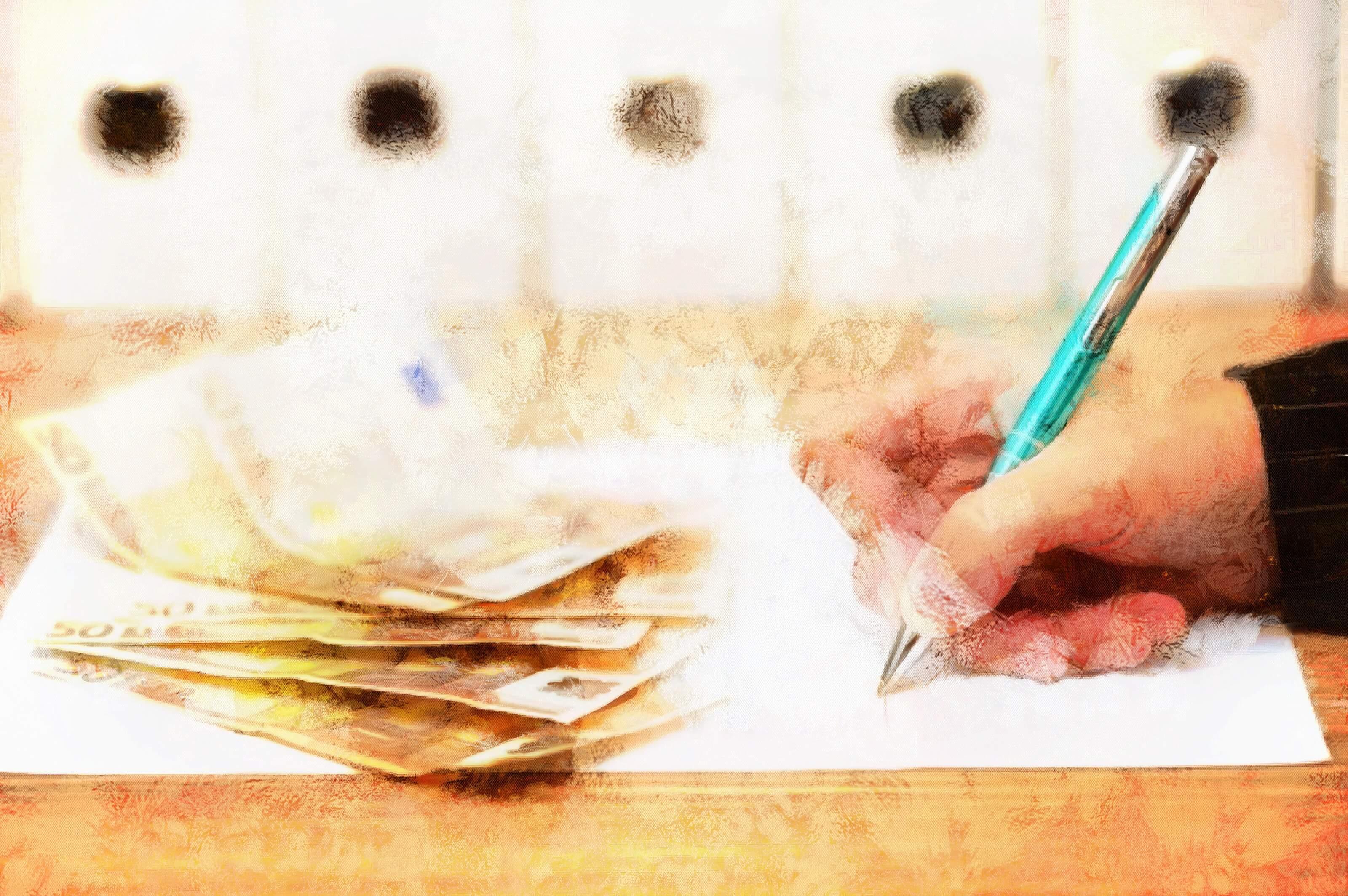 Как написать расписку в получении денежных средств?