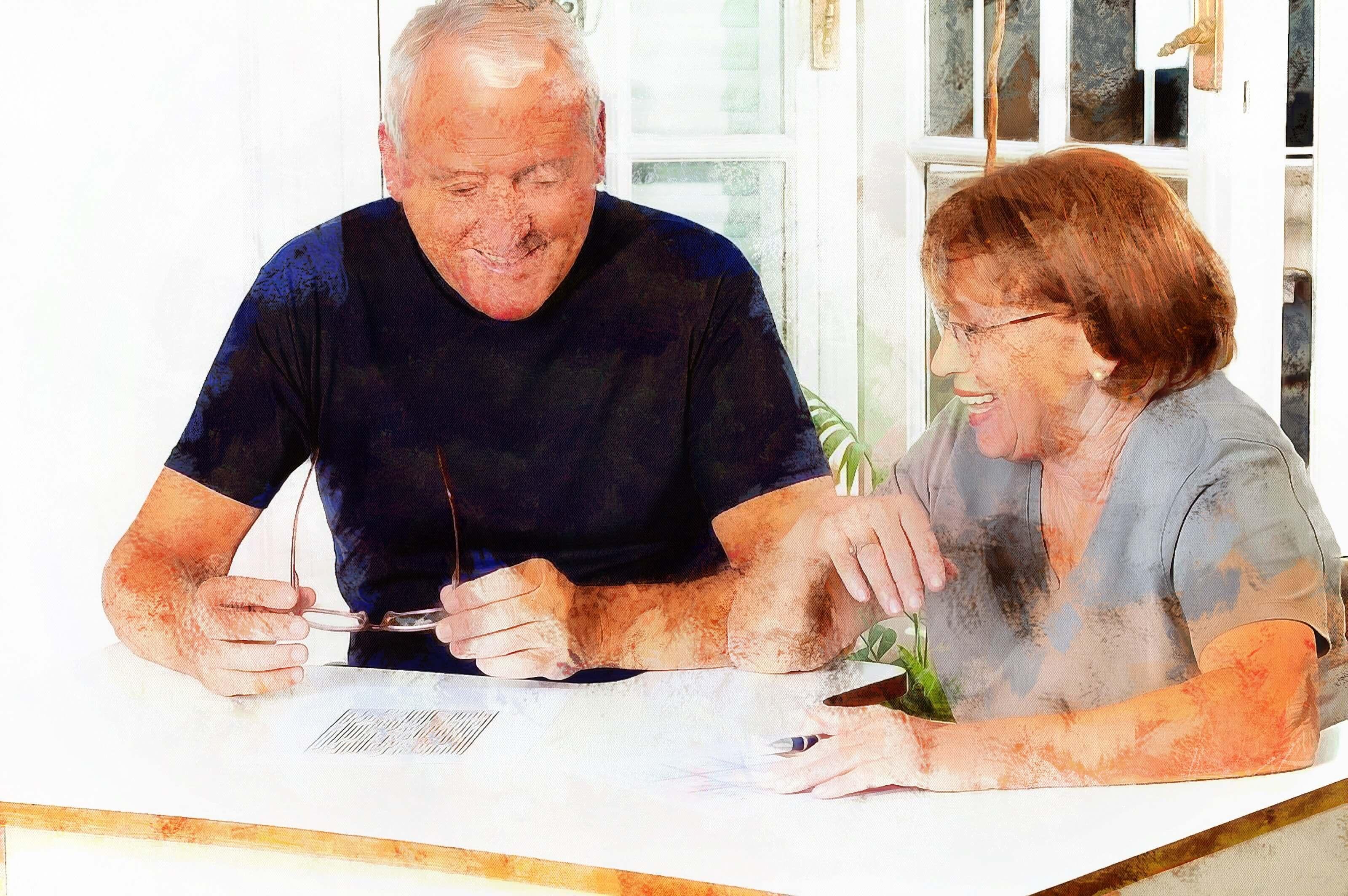 Может ли пенсионер быть созаемщиком по ипотеке?